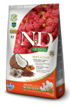 N&D DOG QUINOA SKIN & COAT HERRING 2.5KG