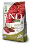 N&D DOG QUINOA SKIN & COAT DUCK 7KG