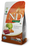 N&D CAT PUMPKIN VENISON & APPLE 1,5 KG