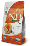 N&D CAT PUMPKIN HERRING & ORANGE 1.5KG
