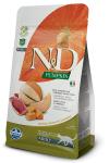 N&D CAT PUMPKIN DUCK & CANTALOUPE MELON 1,5 KG