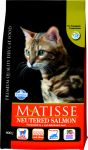 MATISSE NEUTERED SALMON 400g