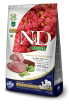 N&D DOG QUINOA WEIGHT MANAGEMENT LAMB & ARTICHOCKE  2x7 KG