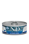 N&D CAT OCEAN COD & SHRIMPS & PUMPKIN Adult 80g