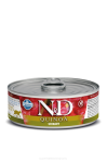 N&D CAT QUINOA URINARY ADULT 80G