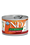N&D DOG CHICKEN & PUMPKIN & POMEGRANATE PUPPY 140g