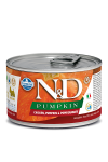 N&D DOG CHICKEN & PUMPKIN & POMEGRANATE ADULT MINI 140G
