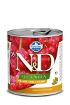 N&D DOG QUINOA QUAIL & COCONUT ADULT 285G