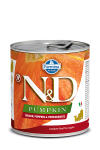 N&D DOG CHICKEN & PUMPKIN & POMEGRANATE PUPPY 285G