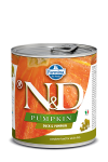 N&D DOG DUCK & PUMPKIN ADULT 285G