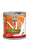 N&D DOG CHICKEN & PUMPKIN & POMEGRANATE ADULT 285G