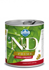 N&D DOG PRIME CHICKEN & POMEGRANATE ADULT 285G