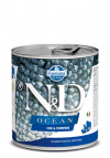 N&D DOG OCEAN COD & PUMPKIN ADULT 285G