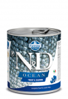 N&D DOG OCEAN TROUT & SALMON ADULT 285G