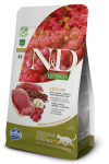 N&D CAT QUINOA URINARY DUCK 2x5 KG
