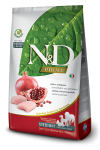 N&D PRIME DOG CHICKEN & POMEGRANATE ADULT MEDIUM & MAXI 12KG