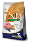 FARMINA N&D ANCESTRAL GRAIN DOG LAMB, SPELT, OATS AND BLUEBERRY PUPPY MINI 800G