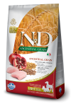 N&D Ancestral Grain CHICKEN POMEGRANATE LIGHT MINI MEDIUM 800g