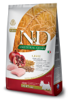 N&D Ancestral Grain dog Light - Chicken, spelt, oats and pomegranate Adult Mini 2.5kg