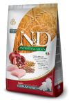 N&D ANCESTRAL GRAIN DOG CHICKEN, SPELT, OATSAND POMEGRANATE PUPPY MEDIUM & MAXI 2.5KG