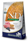 N&D ANCESTRAL GRAIN DOG LAMB, SPELT, OATS AND BLUEBERRY ADULT MEDIUM MAXI 2.5KG