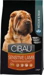 CIBAU Sensitive Lamb Medium/Maxi 2,5kg
