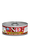 N&D CAT QUINOA VENISON & COCONUT 80g