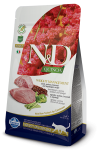 N&D CAT QUINOA WEIGHT MANAGEMENT LAMB & ARTICHOCKE 300G