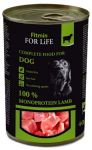 Fitmin Dog For Life Lamb puszka 400g