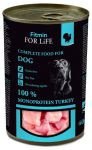 Fitmin Dog For Life Turkey puszka 400g