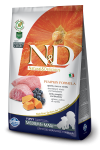 N&D GF PUMPKIN LAMB&BLUEBERRY PUPPY MEDIUM/MAXI 2,5kg