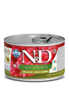 N&D DOG QUINOA DUCK & COCONUT ADULT MINI 140G