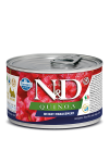 N&D DOG QUINOA WEIGHT MANAGEMENT ADULT MINI 140G