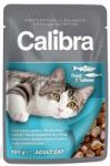 CALIBRA CAT ADULT TROUT & SALMON 100G